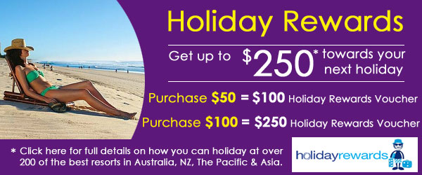 $250 Holiday Rewards Voucher Giveaway - Click here for full details
